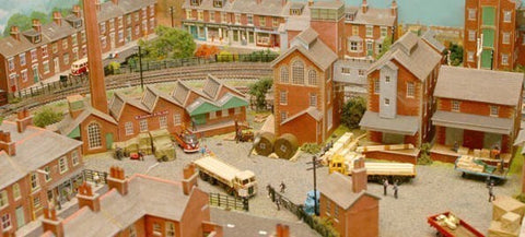 Hearns Hobbies Melbourne - Metcafe Model Train Buildings