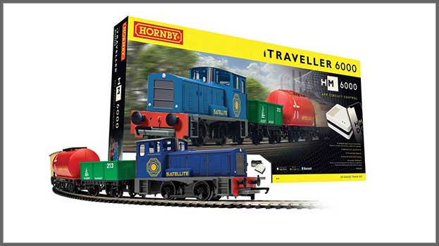 iTraveller 6000 Train Set - expected mid/late 2021 (R1271M)