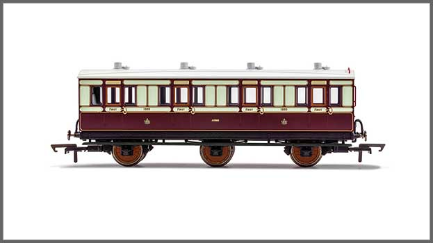 4 & 6 Wheel Coaches (new tooling) – expected early/mid 2021