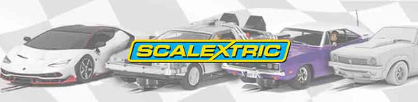 Scalextric Slot Cars at Hearns Hobbies Melbourne