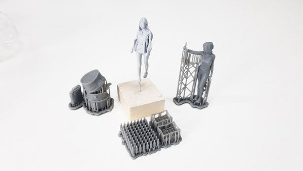 3D Printing Multiple examples