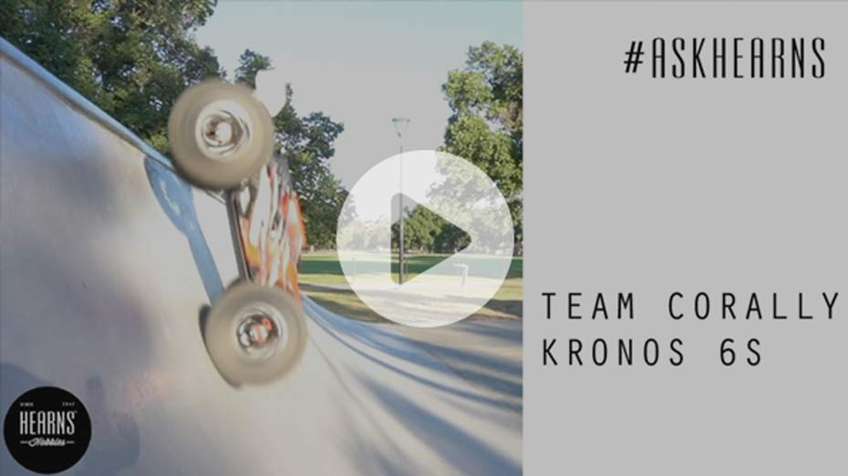 Team Corally Kronos 6s Monster Truck | REVIEW | UNBOXING | #ASKHEARNS