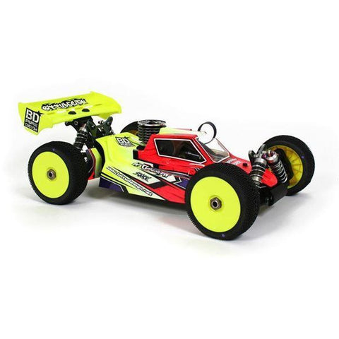 BITTYDESIGN Force Clear 1/8 Buggy Body Mugen MBX7