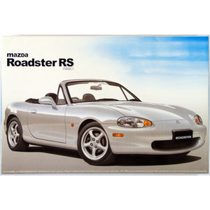 AOSHIMA 1/24 Mazda RS Roadster MX5