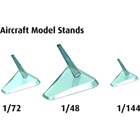 REVELL Aircraft Model Stands 1/144 / 1/72 & 1/48 Scales(380