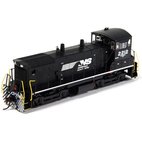 ATHEARN HO 98121 SW1500, Norfolk Southern (Horsehead)