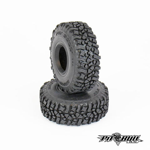 PIT BULL Rock Beast 1.55 Scale RC Tires 2pcs