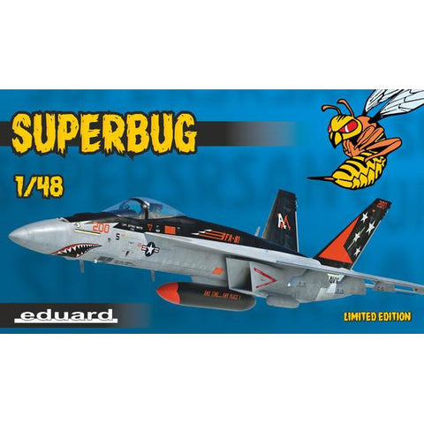 EDUARD 11129 1/48 Superbug Plastic Model Kit
