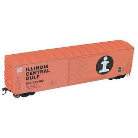 ACCURAIL 50' Welded Stl Box ICG (Kit) - Hearns Hobbies Melbourne - ACCURAIL