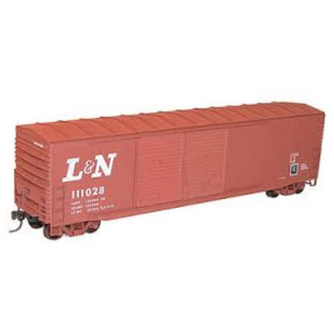 ACCURAIL Dbl-Door Boxcar L&N (Kit) - Hearns Hobbies Melbourne - ACCURAIL