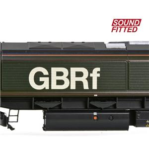 Image of BRANCHLINE OO Class 66/7 66779 'Evening Star' GBRf Brunswic
