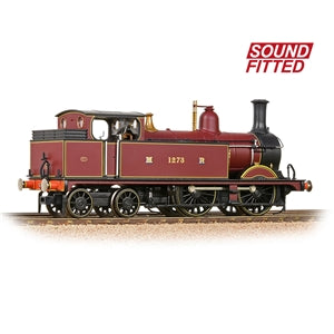 Image of BRANCHLINE OO MR 1532 Tank Class 0-4-4 1273 Midland Railway