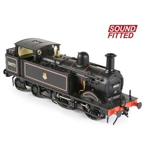 BRANCHLINE OO MR 1532 Class (1P) 0-4-4 58072 BR Lined Black