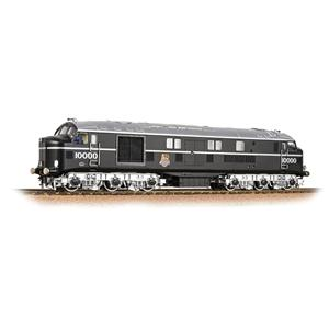 BRANCHLINE OO LMS 10000 BR Black (Early Emblem)
