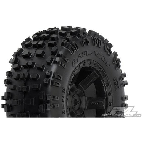 "PROLINE Badlands 2.8"" (Traxxas? Style Bead) All Terrain Tir"