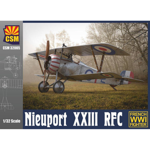 Image of COPPER STATE MODELS 1/32 NIeuport XXIII RFC Plasti