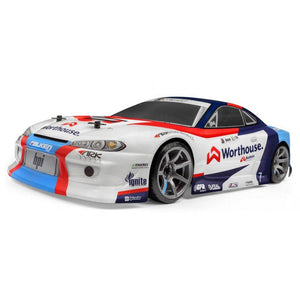 HPI 1/10 RS4 Sport 3 Drift Team Worthouse Nissan S15