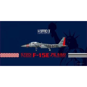 GREAT WALL 1/72 USAF F-15E 'D-Day' 75th Anniversary