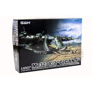 "GREAT WALL 1/144 Me323 E-2 ""Gigant"" Luftwaffe Transporter"