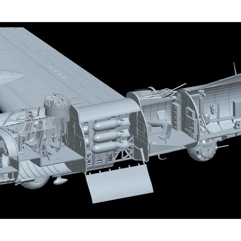 Image of HONG KONG MODELS 1/48 B-17F Flying Fortress Memphis Belle