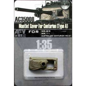 AFV CLUB AC35008 1/35 Mantlet Cover for Centurion (Type A)
