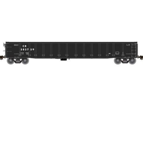 ATLAS N THRALL 2743 GONDOLA - CONRAIL - Hearns Hobbies Melbourne - ATLAS