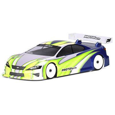 PROTOFORM LTC-R Clear Body Fits 190mm Touring Car