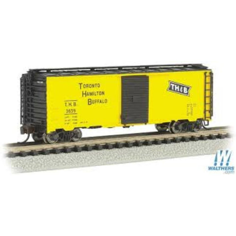 BACHMANN N 40' Steel Box Car - Toronto