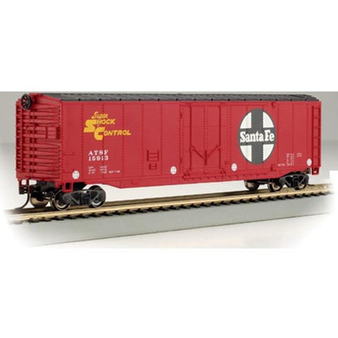 BACHMANN 50' PLUG-DOOR BOX CAR