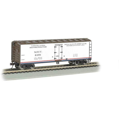 BACHMANN HO SCALE 40' WOOD-SIDE REEFER