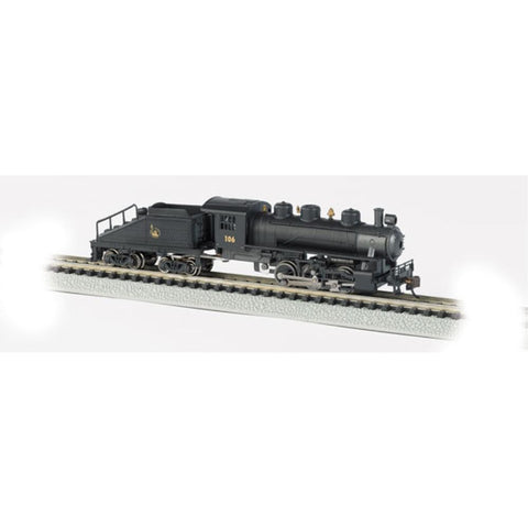 BACHMANN N SCALE USRA 0-6-0 SWITCHER LOCOMOTIVE  (160-50561)