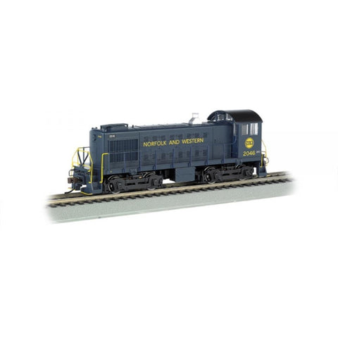 BACHMANN HO ALCO S4 DCC READY - NORFOLK & WESTERN - Hearns Hobbies Melbourne - BACHMANN