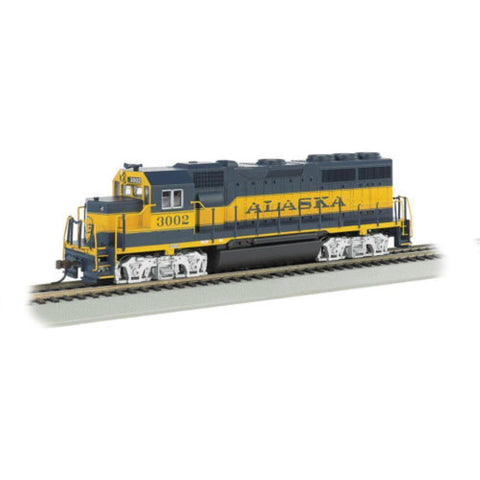 BACHMANN HO SCALE EMD GP40 - DCC SOUND VALUE ON BOARD