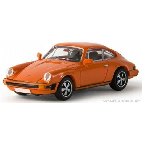 Brekina Porsche 911 Coupe GT Bright Orange