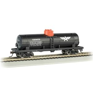 BACHMANN HO 40' Single Dome Tank - Tidewater