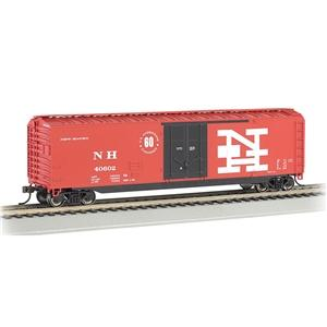Image of BACHMANN HO 50' Plug Door Box Car New Haven
