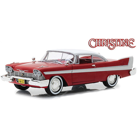 GREENLIGHT 1/24 Christine 1958 Plymouth Fury