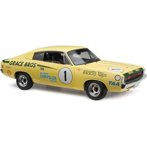 CLASSIC CARLECTABLES 1/18 Valiant VH R/T E49 Charger 1973 A