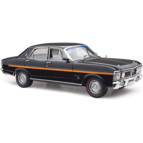 CLASSIC CARLECTABLES Ford XY Fairmont Grand Sport Onxy Blac
