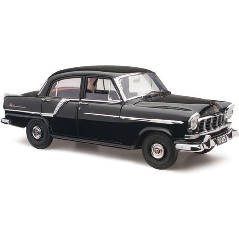 CLASSIC CARLECTABLES 1/18 Holden FC Special Black with Riff