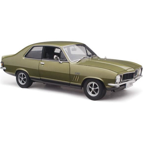 Image of CLASSIC CARLECTABLES 1/18 Holden XU-1 Torana Dublin Green