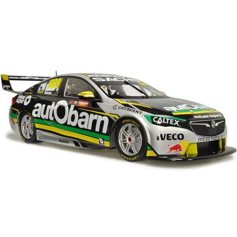 CLASSIC CARLECTABLES 1:18 2018 Bathurst Winner Craig Lownde