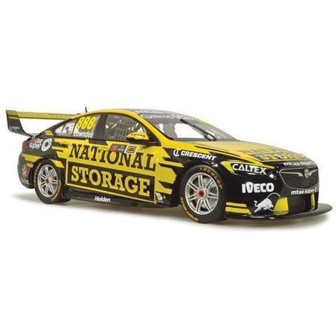 CLASSIC CARLECTABLES 1/18 Holden ZB Commodore Craig Lowndes