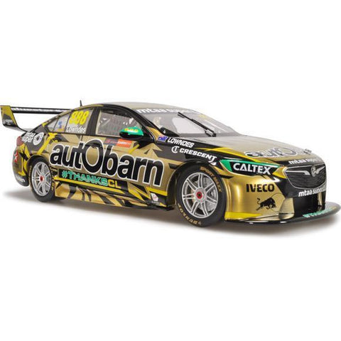 CLASSIC CARLECTABLES 1/18 Craig Lowndes Final Race ZB Commod