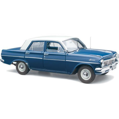 CLASSIC CARLECTABLES 1:18 Holden EH Special Ed Blue