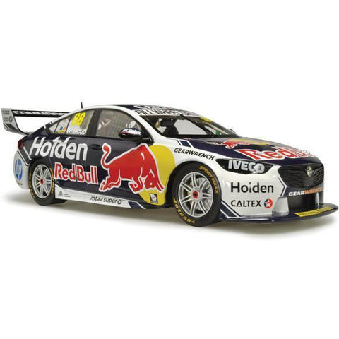 CLASSIC CARLECTABLES 1:18 Whincup Red Bull Holden ZB