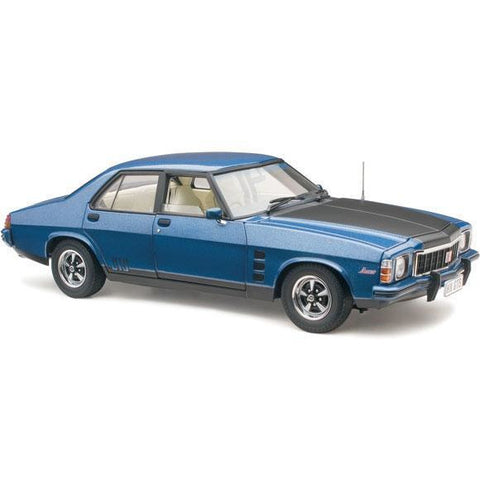 CLASSIC CARLECTABLES 1:18 HOLDEN HX MONARO GTS DEAUVILLE BL