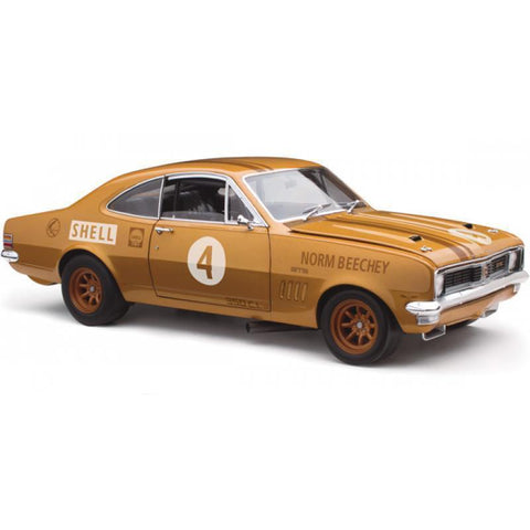 CLASSIC CARLECTABLES 1:18 Holden HT Monaro 1970 ATCC WInner