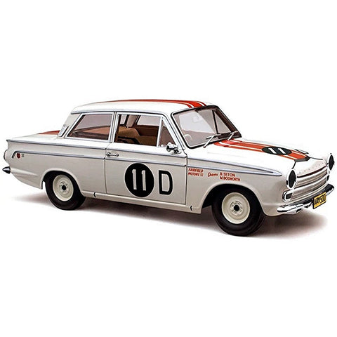 CLASSIC CARLECTABLES 1/18 1965 Bathurst Winner Cortina GT 50
