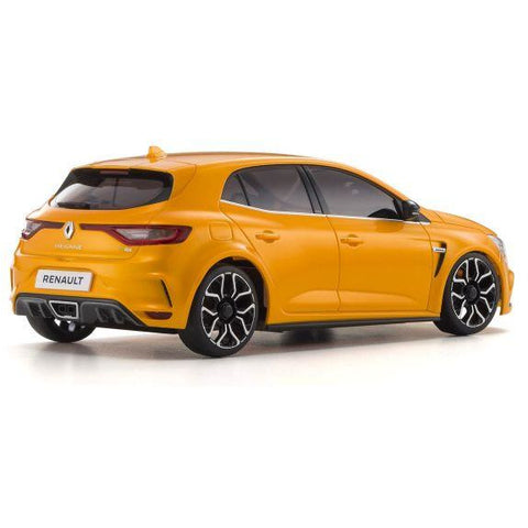 Image of KYOSHO Mini-Z Renault Megane R.S.Tonic Orange Readyset